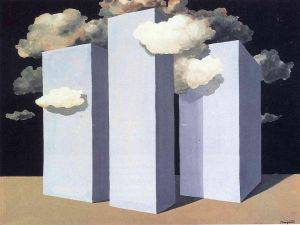 Magritte A Storm