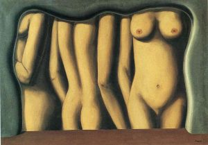 Magritte Adulation Of Space