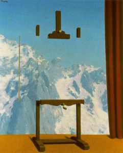 Magritte Call Of Peaks