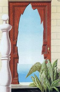 Magritte Early Morning