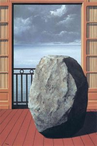 Magritte Invisible World