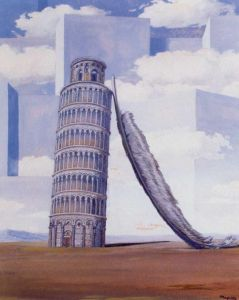 Magritte Memory Of A Journey