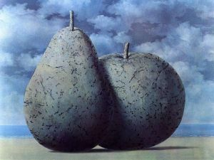 Magritte Memory Of A Voyage