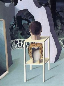 Magritte Midnight Marriage
