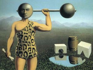 Magritte Perpetual Motion