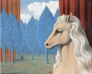 Magritte Pure Reason