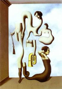Magritte The Acrobat S Exercises