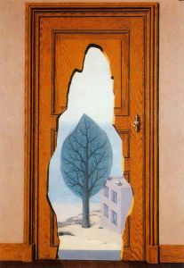 Magritte The Amorous Perpective