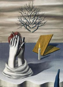Magritte The Dawn Of Cayenne