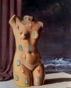 Magritte The Drop Of Water
