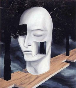 Magritte The Face Of Genius