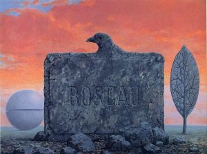 Magritte The Fountain Of Youth