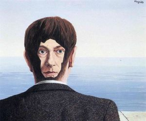 Magritte The Glass House