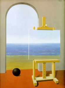 Magritte The Human Condition