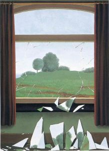 Magritte The Key To The Fields