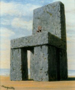 Magritte The Legend Of The Centuries