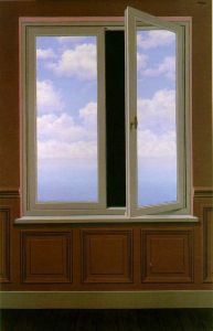 Magritte The Looking Glass