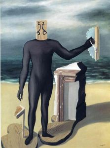 Magritte The Man Of The Sea