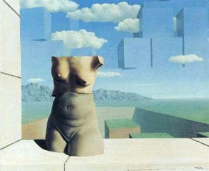Magritte The Marches Of Summer