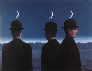 Magritte The Masterpiece Or The Mysteries Of The Horizon