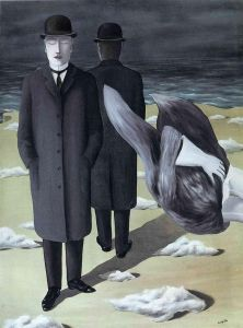 Magritte The Meaning Of Night