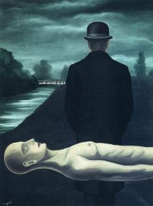 Magritte The Musings Of The Solitary Walker
