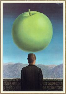 Magritte The Postcard