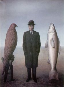 Magritte The Presence Of Spirit