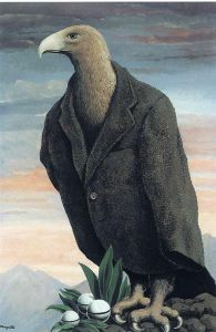 Magritte The Present