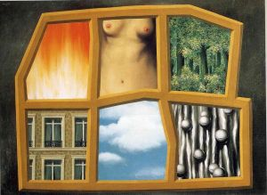 Magritte The Six Elements