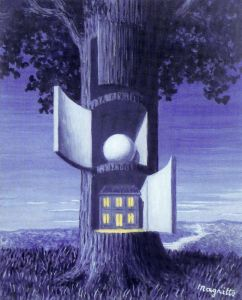 Magritte The Voice Of Blood