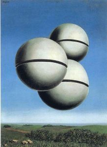Magritte The Voice Of Space