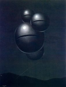 Magritte The Voice Of Space 2