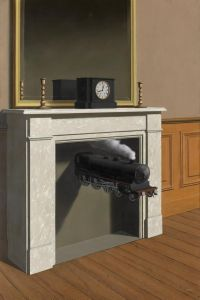 Magritte Time Transfixed