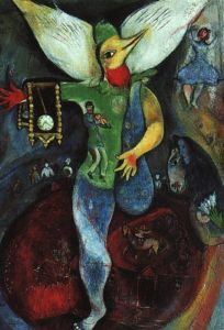 Marc Chagall The Jungler