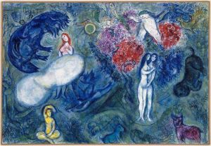 Marc Chagall The Paradise
