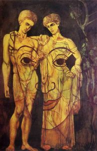 Picabia Adam And Eve
