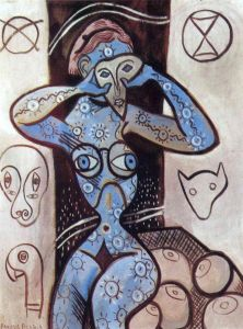 Picabia Breasts