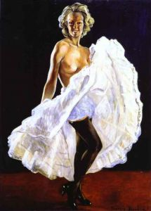 Picabia Dancer Of- French Cancan