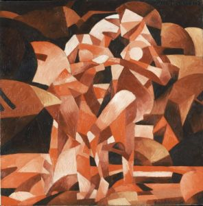 Picabia Dances At The Spring