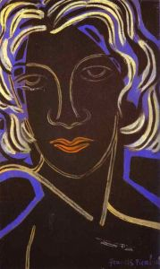 Picabia Face Of A Woman