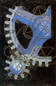 Picabia Machine Turn Quickly