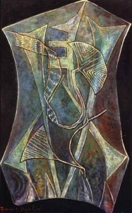 Picabia The Joy In Blindness