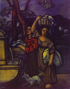 Picabia The Laundresses