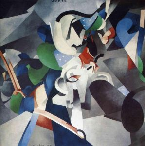 Picabia Udnie Young American Girl